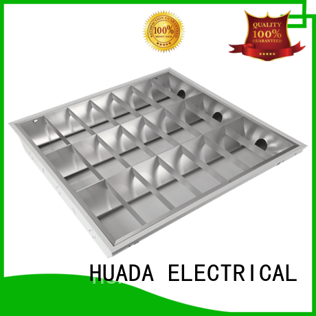 lighting led grille recessed lighting fixtures office HUADA ELECTRICAL Brand
