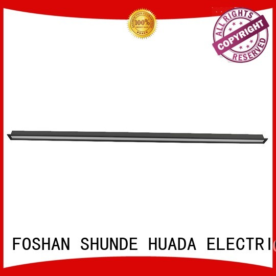 office Custom customized led commercial electric led lights HUADA ELECTRICAL hanging