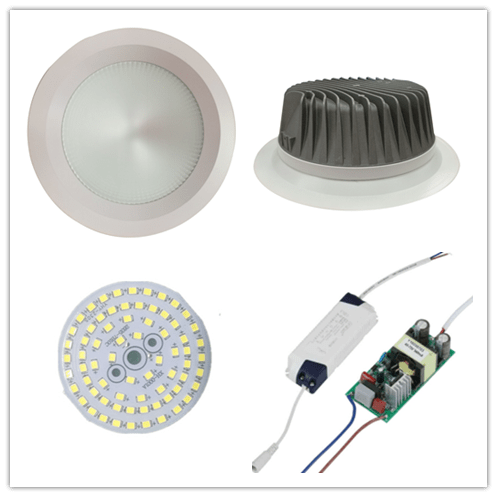 Hot 8w mini led downlights 20w HUADA ELECTRICAL Brand