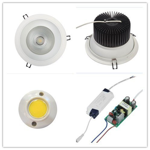 Hot led downlights for sale 8w HUADA ELECTRICAL Brand