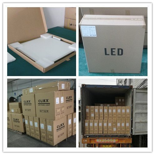 Custom 600×600 diecasting 6 led recessed lighting HUADA ELECTRICAL led