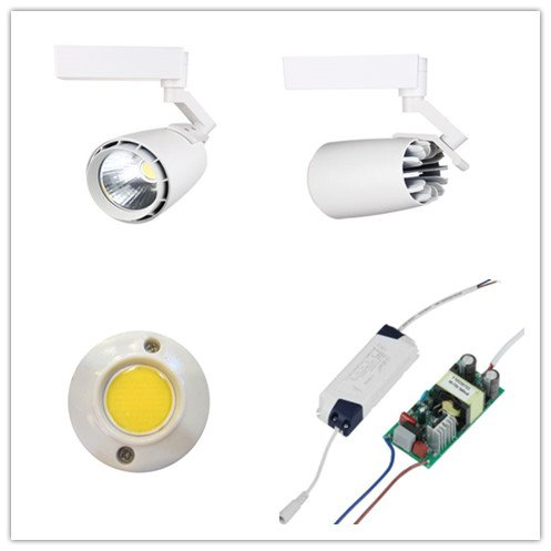 led track lighting systems showroom track spotlights light company