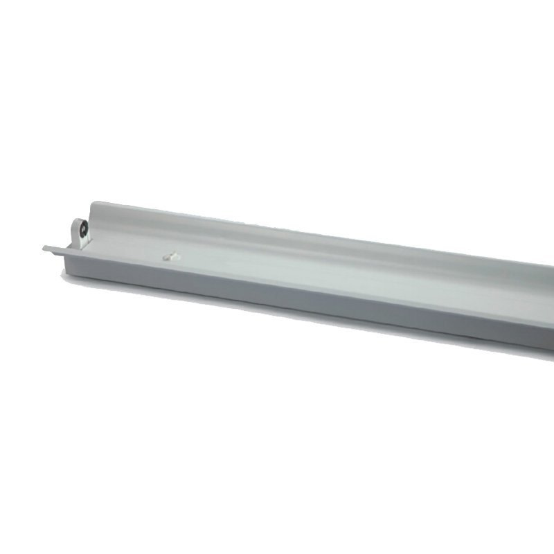LED T8 Single Lighting Fixture With Reflector
