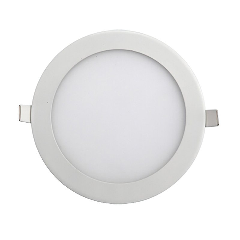 LED Slim Panel Light Round