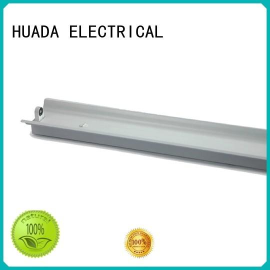 single t8 project lighting led fluro tube HUADA ELECTRICAL