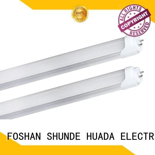 HUADA ELECTRICAL Brand brightness tube t8 buy led tube light