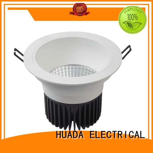 downlight led downlights for sale light HUADA ELECTRICAL company