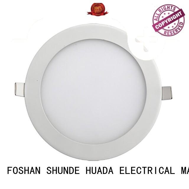 led panel light 18w led round led light sheet panel HUADA ELECTRICAL Brand