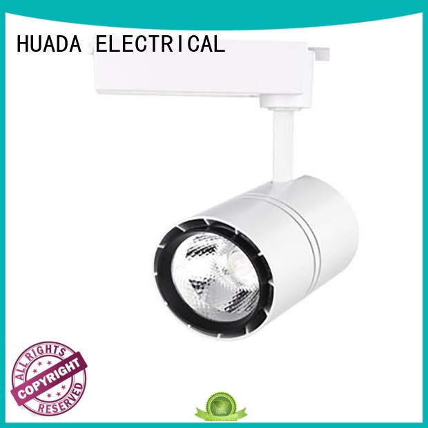 cob hhl202030013 HUADA ELECTRICAL Brand led track lighting systems