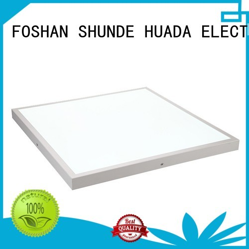 changeable 300x300mm spot led slim HUADA ELECTRICAL manufacture