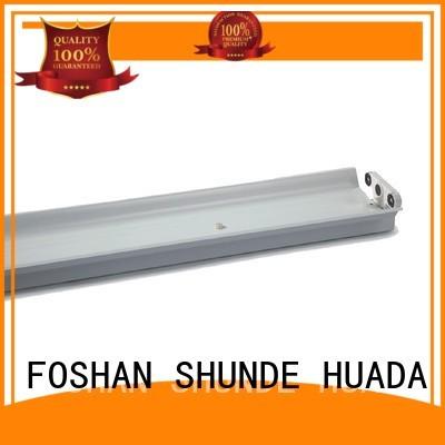 t12 led tube project led fluro tube HUADA ELECTRICAL Brand