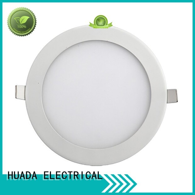 spot led slim cob round HUADA ELECTRICAL Brand led slim panel light