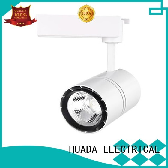 HUADA ELECTRICAL Brand hhl202012011 showroom custom led track lighting systems
