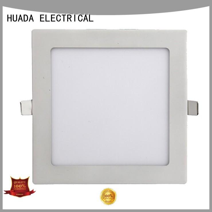 color led led light sheet panel 6w HUADA ELECTRICAL