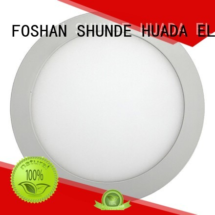 led panel light housing 9w color led surface panel light manufacture