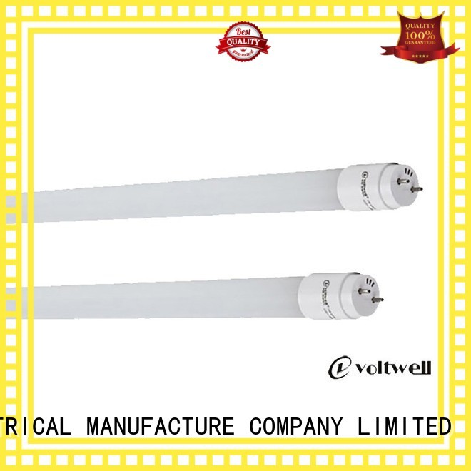 glass tube led t8 light HUADA ELECTRICAL company