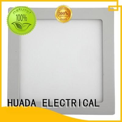 price ultrathin led slim panel light φ60040 600×600mm HUADA ELECTRICAL company