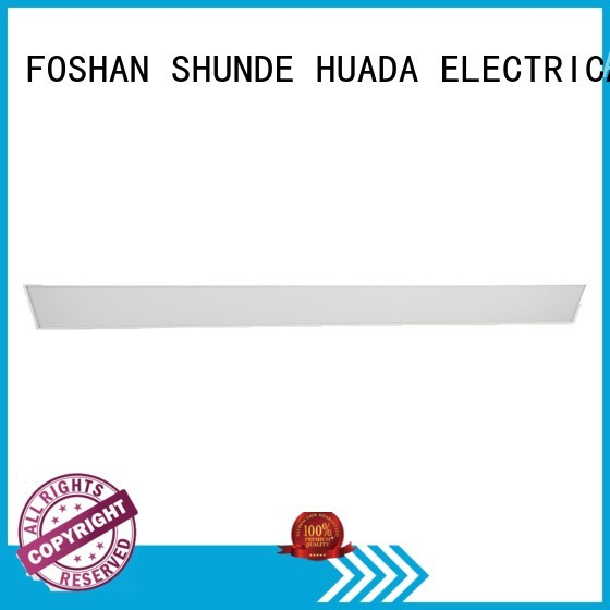 hanging led surface mount led panel bottom surface HUADA ELECTRICAL company