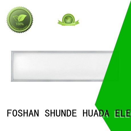 HUADA ELECTRICAL Brand 1200×300 side low profile led recessed lighting square