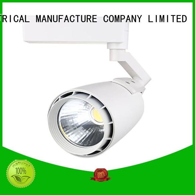 HUADA ELECTRICAL Brand aluminium shop series track spotlights
