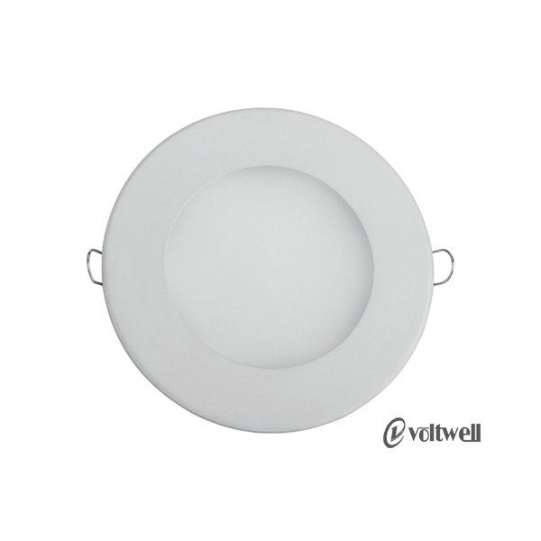 LED Die-Casting Panel Light 15W Round For Sale