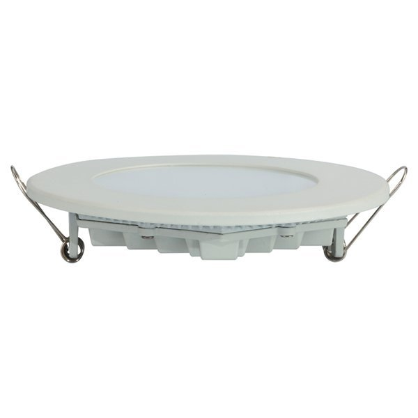 HUADA ELECTRICAL LED Die-Casting Panel Light 15W Round For Sale Recessed LED Side Lighting Panel image15