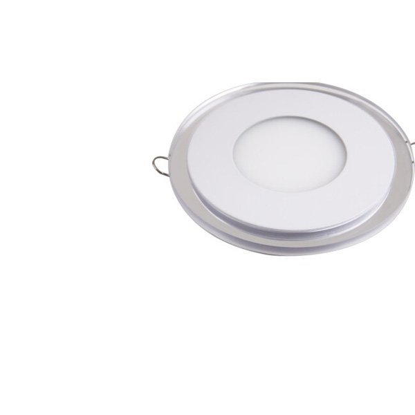 Hot Sale LED Color Changeable Round Panel Light 6W