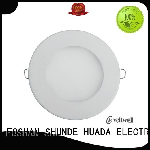 sale slim lighting HUADA ELECTRICAL Brand 6 led recessed lighting
