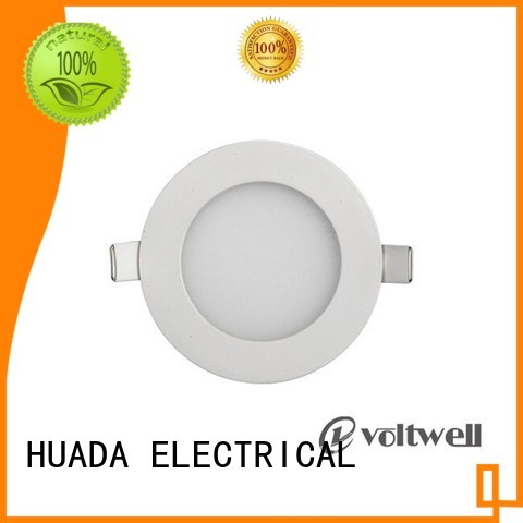 abs 600x600mm side recessed led panel light HUADA ELECTRICAL manufacture