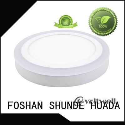 24w quality 6w cut led panel light dimmable HUADA ELECTRICAL Brand