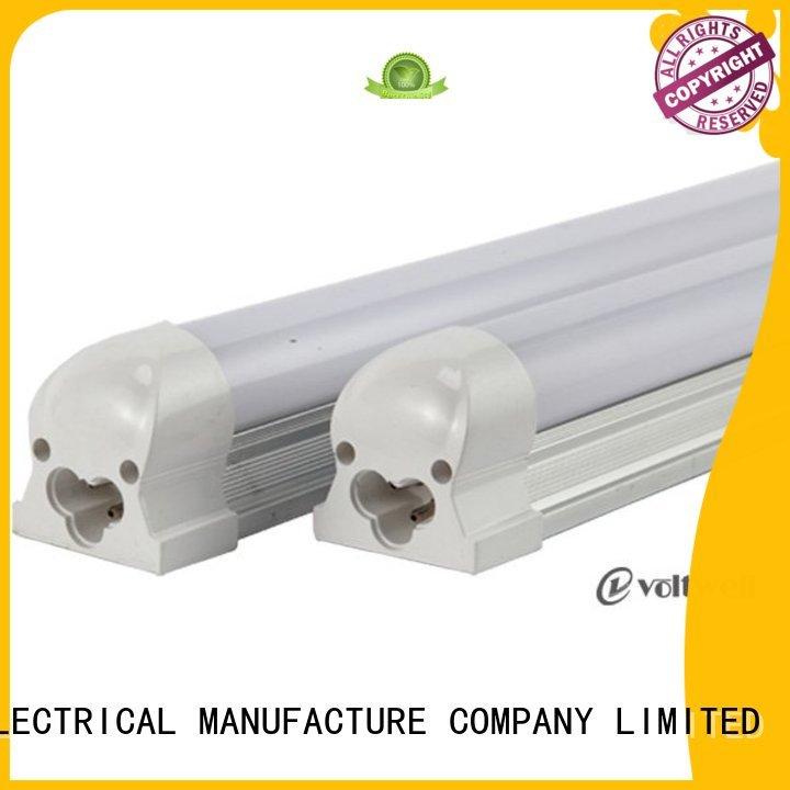 batten integrated OEM led tube light fittings HUADA ELECTRICAL
