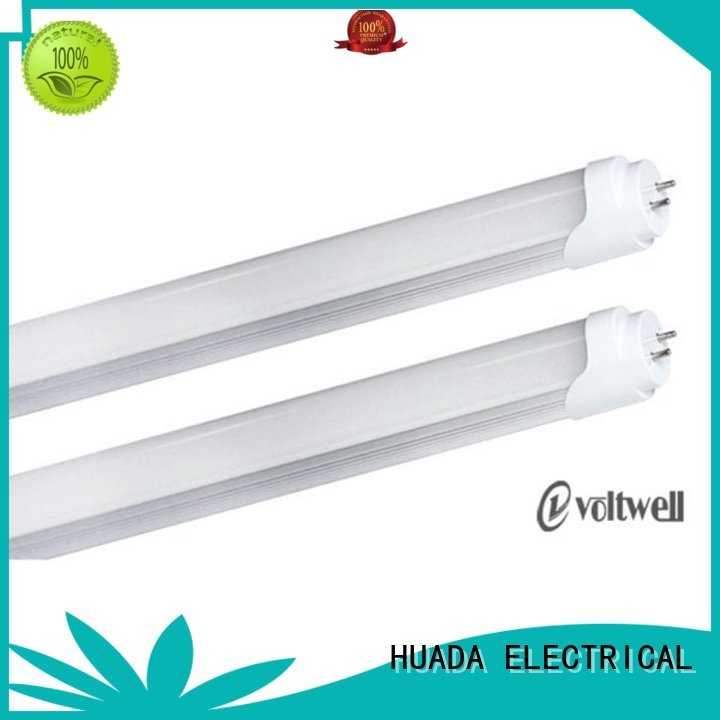 Quality HUADA ELECTRICAL Brand sale pc led tube price