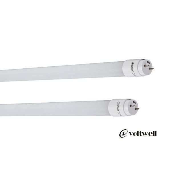 T8 High Output LED Glass Tube Lights 18w