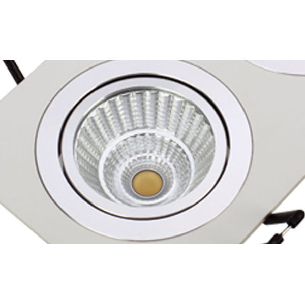 Hot Sell Lighting Product LED 1*7W Square Spotlight