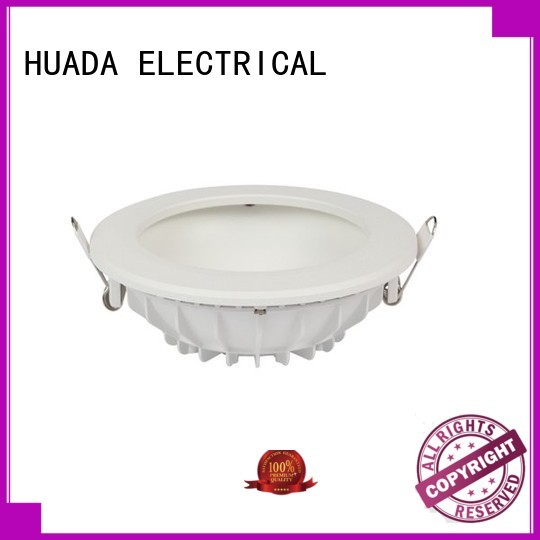 smd design 20w HUADA ELECTRICAL Brand mini led downlights manufacture