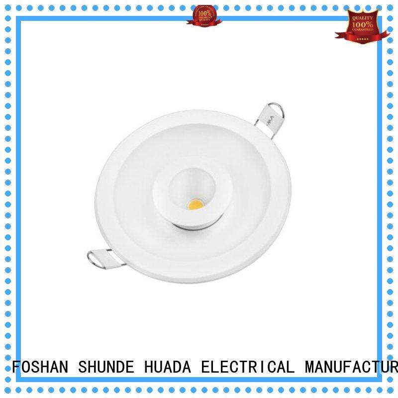 downlight spotlight reflection 12v led spotlight HUADA ELECTRICAL manufacture