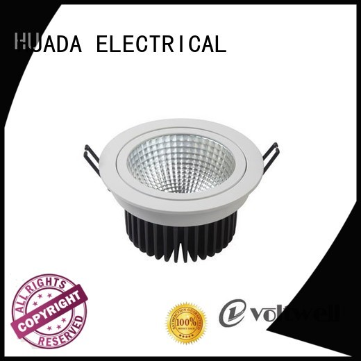 HUADA ELECTRICAL Brand led led spot light price adjustable supplier