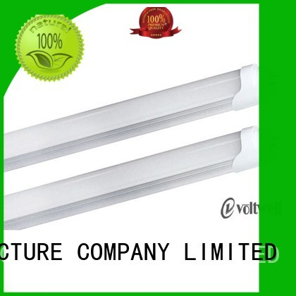 led tube light set price 9w t8 HUADA ELECTRICAL Brand company