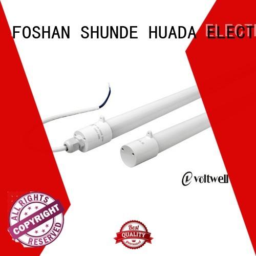 manufacturing pc light HUADA ELECTRICAL Brand led tube light set price factory
