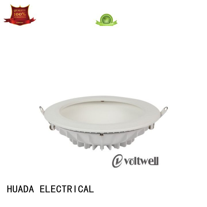 Custom cob down led downlights for sale HUADA ELECTRICAL adjustable