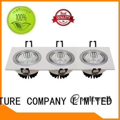 led 6 spotlight ceiling bar 27w series HUADA ELECTRICAL Brand
