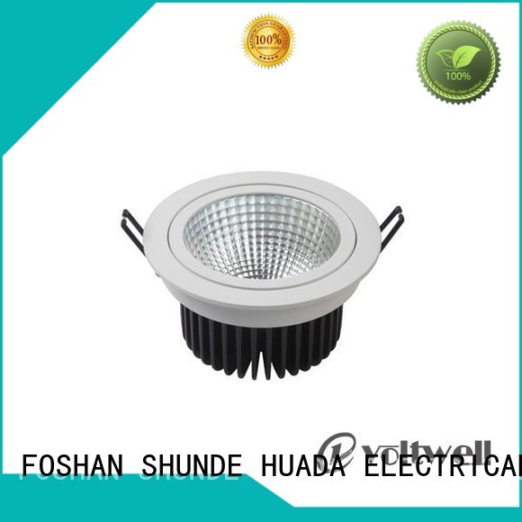 15w Custom 7w adjustable adjustable spotlights ceiling HUADA ELECTRICAL recessed