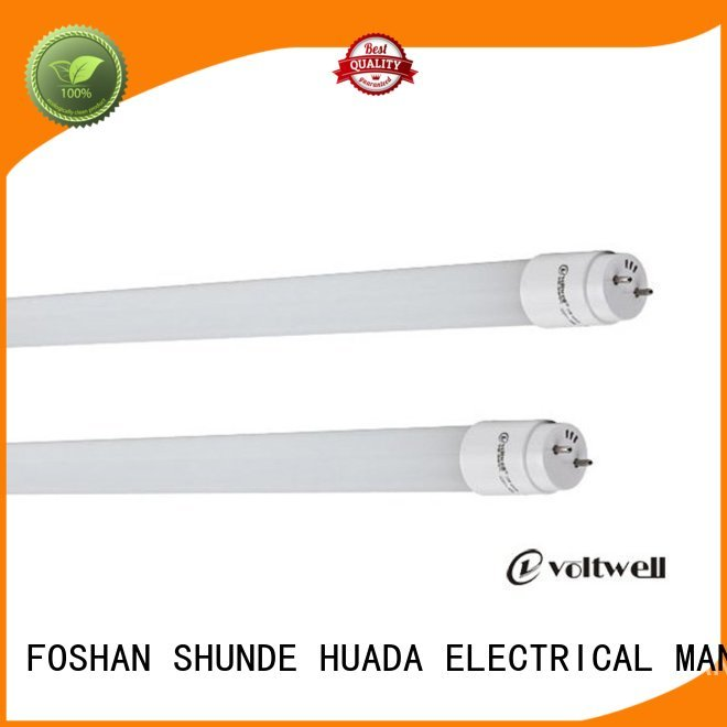 Wholesale water manufacturing led tube price HUADA ELECTRICAL Brand