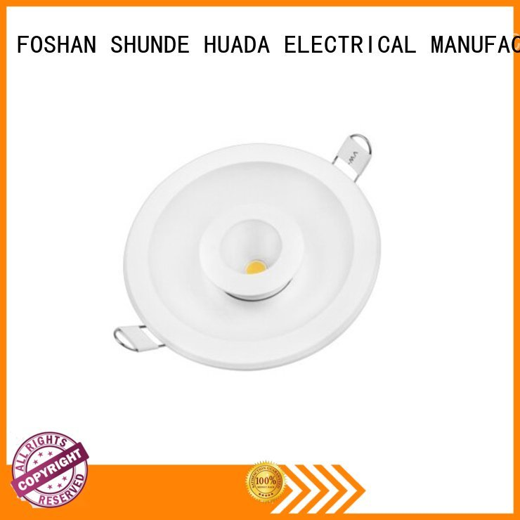 Quality HUADA ELECTRICAL Brand 12v led spotlight adjustable angle