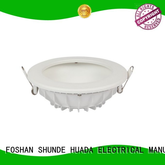 reflection 8w led downlights for sale HUADA ELECTRICAL Brand