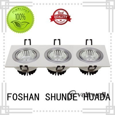 Wholesale product 6 spotlight ceiling bar HUADA ELECTRICAL Brand