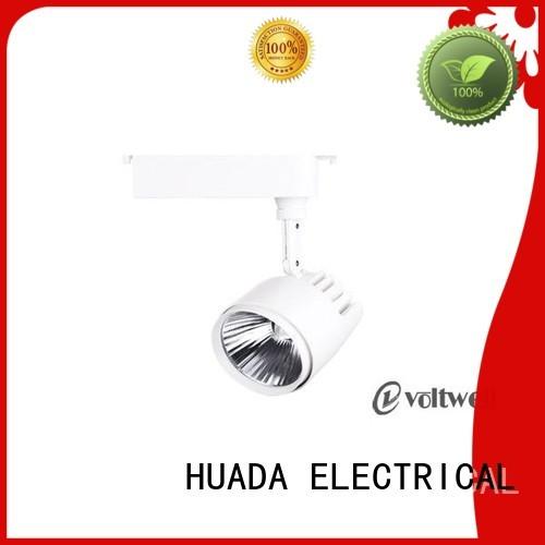 spotlight hhl202015012 hhl202012011 bar led track lighting systems HUADA ELECTRICAL Brand
