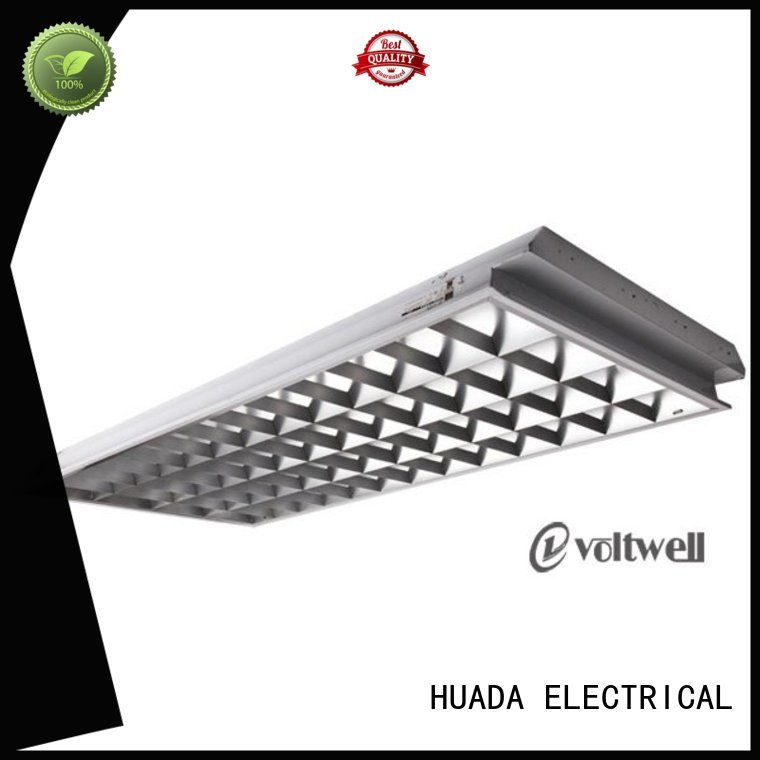 lamp fixture surface mounted light fixture t8 HUADA ELECTRICAL Brand