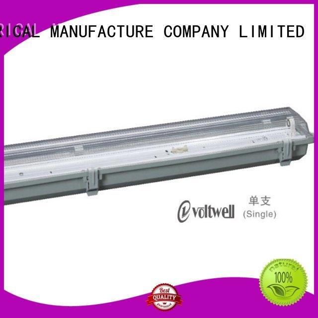 fluorescent waterproof led mount HUADA ELECTRICAL Brand indoor led light fixtures supplier