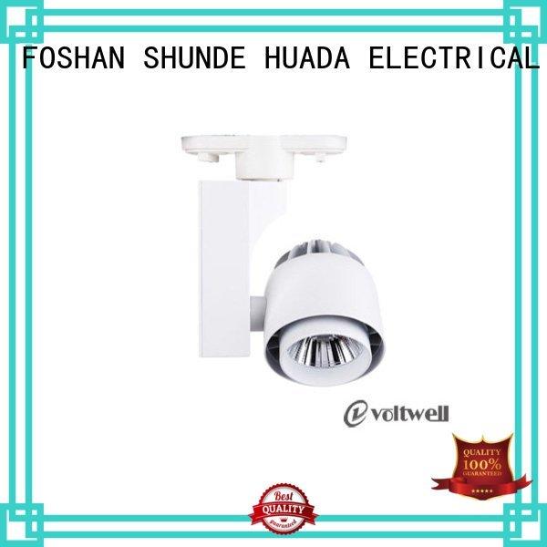 Custom hhl202015012 track spotlights hhl202030013 HUADA ELECTRICAL
